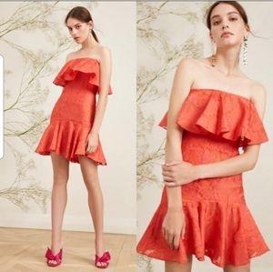 NEW Keepsake Radar Mini Dress Floral